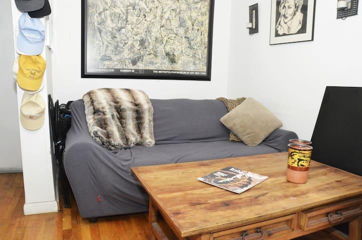 Cozy Brooklyn 1 Bed
