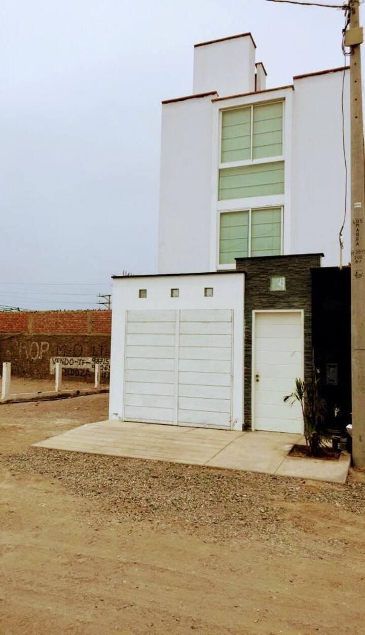 Casa de playa en Lobos