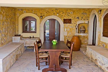Amitor: a traditional house in Eleftherna - Rethymno - Sorház