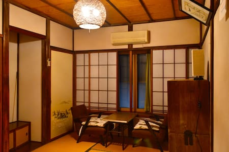 【Non-Dormitory】 GANGI Guesthouse MACHI-NO-IE