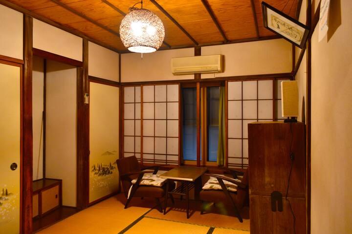 【Non-Dormitory】 GANGI Guesthouse MACHI-NO-IE