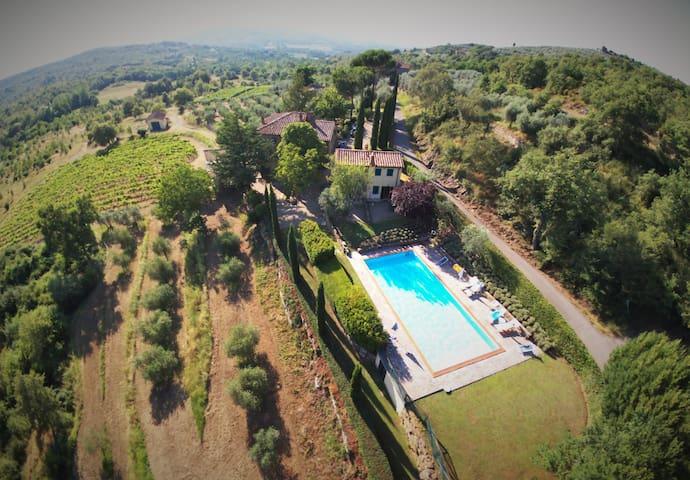 Agriturismo no coraçao da Toscana