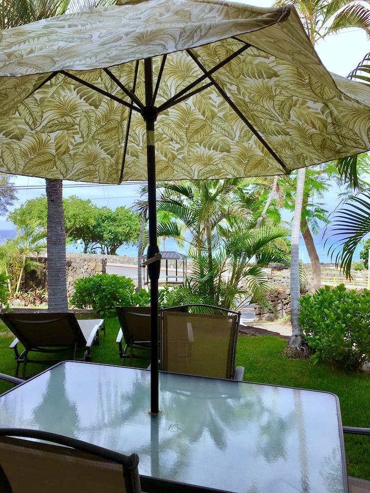 Blue Hawaiian Beach Suite