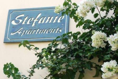 STEFANIE APARTMENTS - Σταλίδα - Apartament