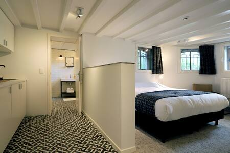 Brandnew studio in beautiful boutique hotel