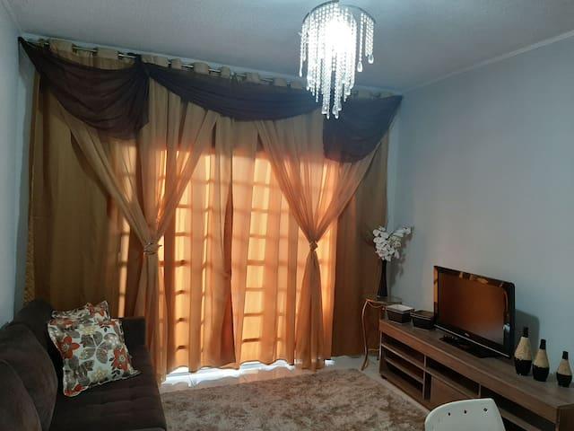 Casa  Mobiliada em Condômino fechado em Sinop-MT