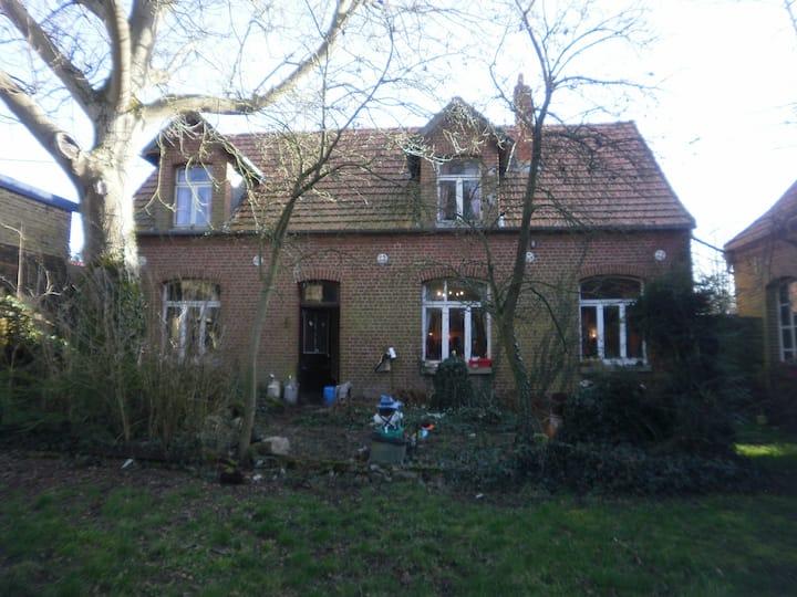 Charmant Cottage authentique années 1920