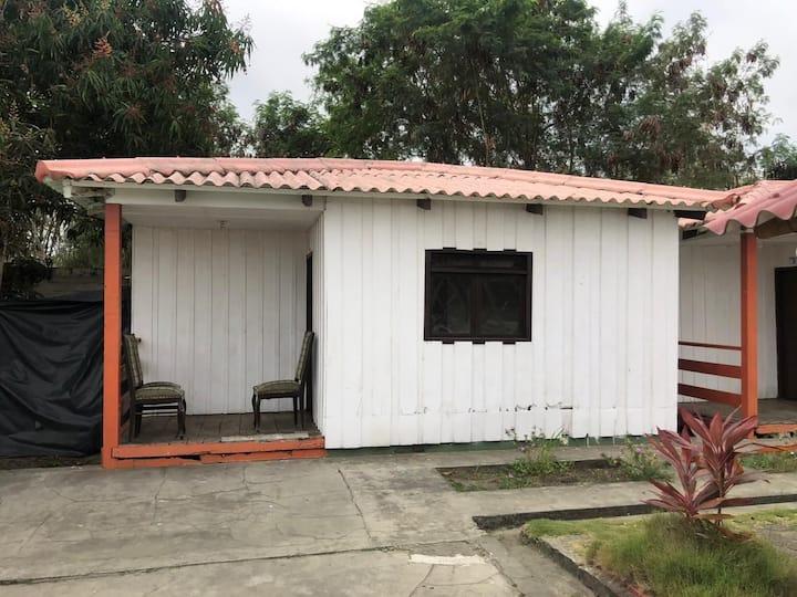 Cabaña 2 Hostería Alcatráz