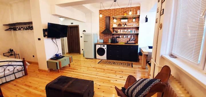 20B1 - Quiet Designer studio A. Kanchev str. for 2