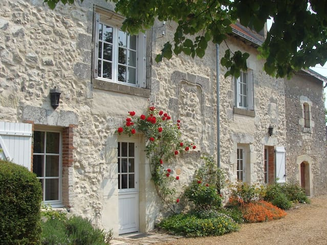 15th Century Loire Valley Cottage - Breil - Casa
