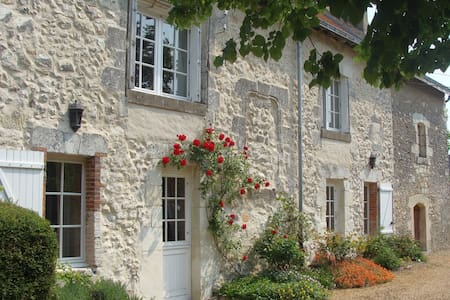 15th Century Loire Valley Cottage - Breil