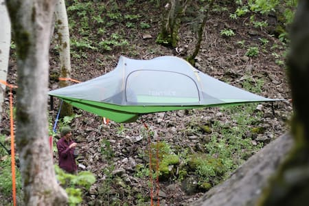 Tentsile - The Hanging Tree Tent - North Logan