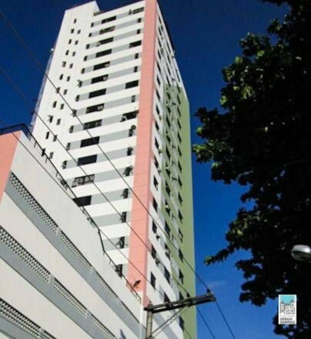 Foto do prédio