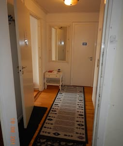 Nice room  centrally located in Kungsholmen