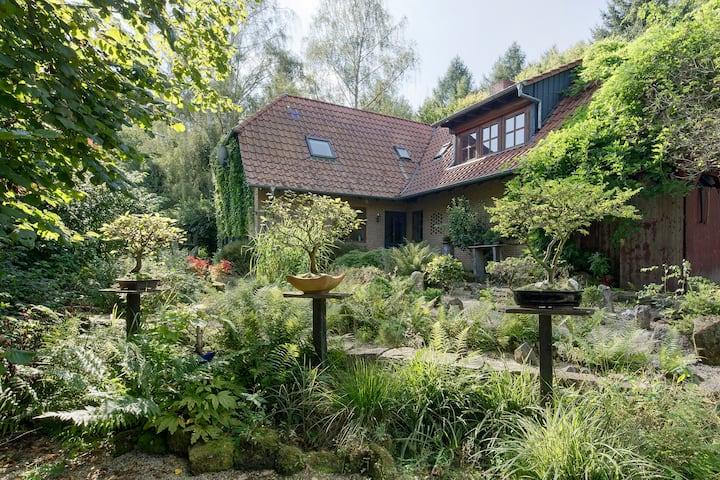 Gästehaus in ruhiger Lage nur 10 km bis Gö