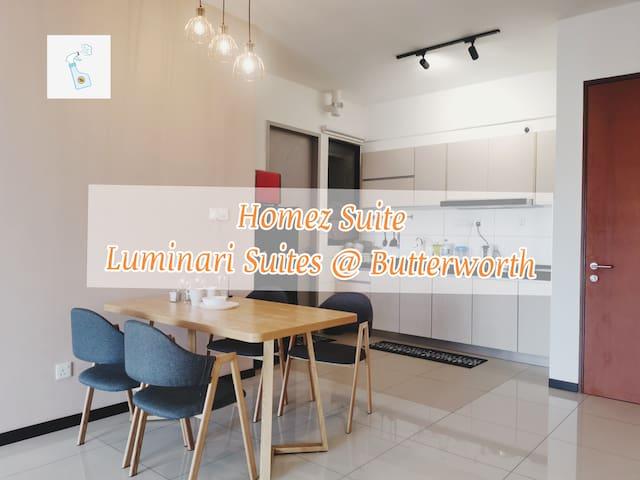 LS201 Luminari Suite (City View) by Homez Suite