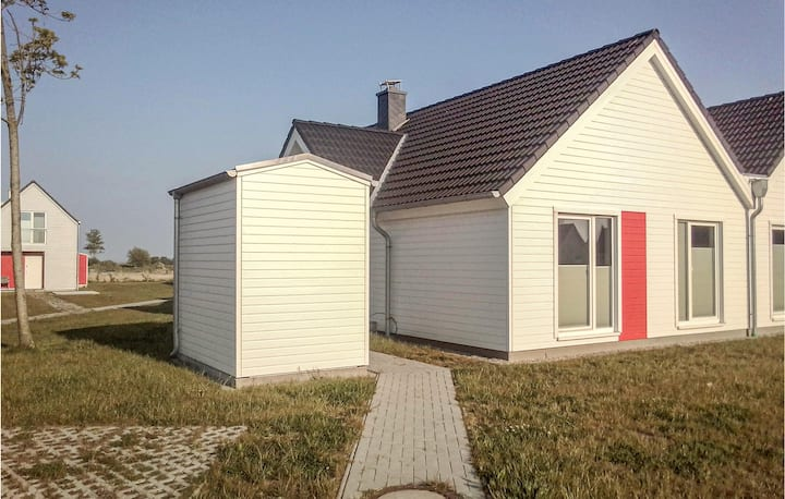 Awesome home in OstseeResort Olpenitz with Sauna and 2 Bedrooms