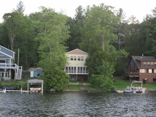 Lake Wyola House in Shutesbury Massachusetts