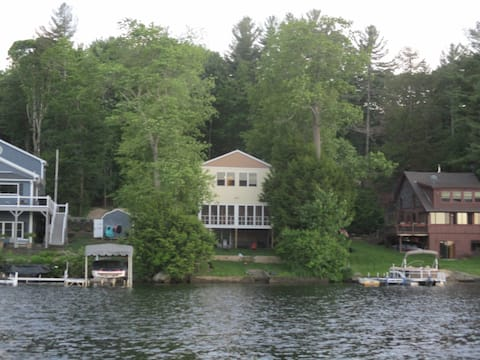 Lake Wyola House in Shutesbury Massachusetts