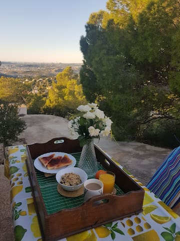 Altea Hills Home with a View