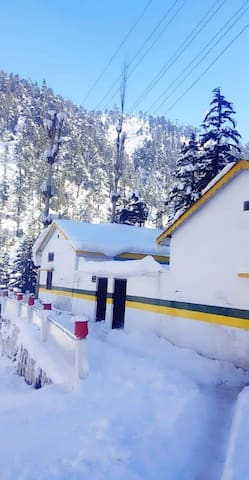 Guest House in Kalam