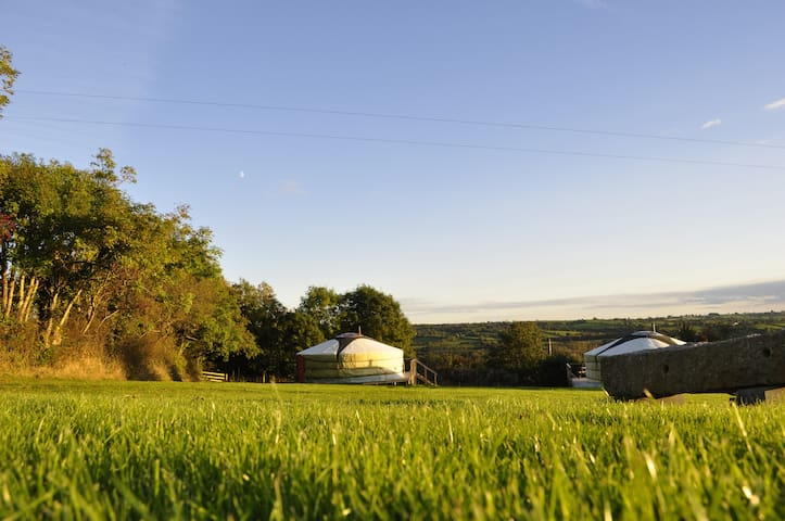 Dartmoor Yurts (Oak Tree Lane)