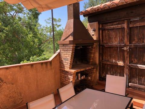 La Casa del Arco, Casas Altas, Rincón de Ademuz