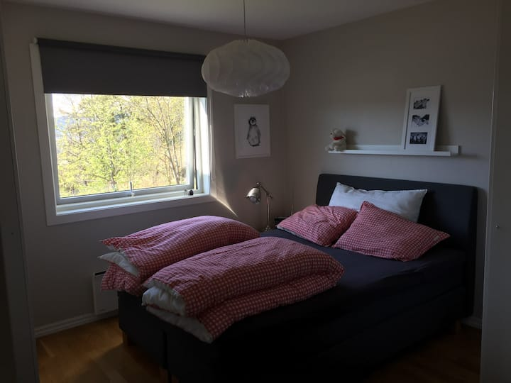 Appartment with 3 bedrooms and balcony