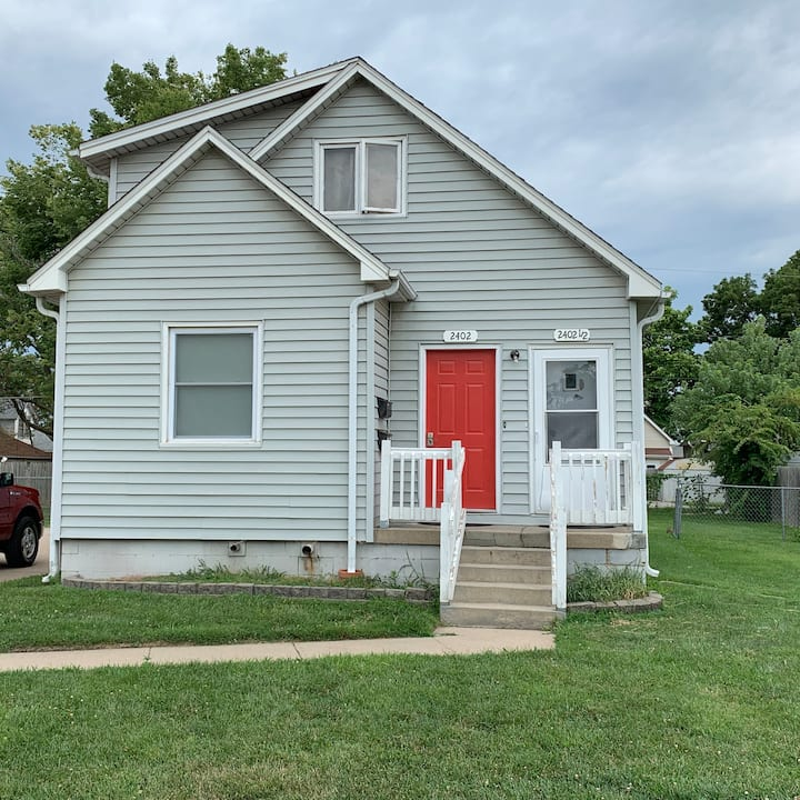 Extended Stay: 2 Bd, 1 Bath
