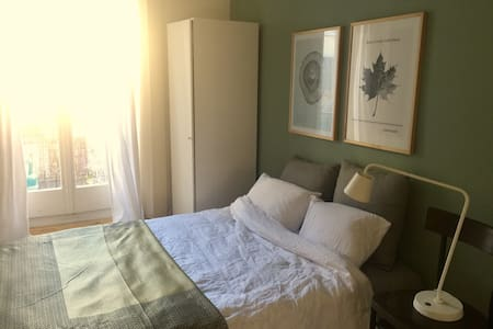 cosy room in nice atelier-apartment - Biel/Bienne - Condominium