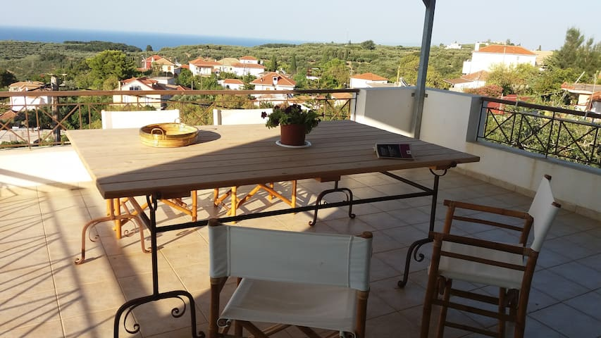 casa di Dani - Ano Gerakari - 단독주택
