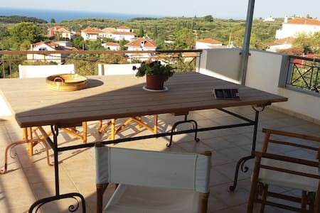 casa di Dani - Ano Gerakari