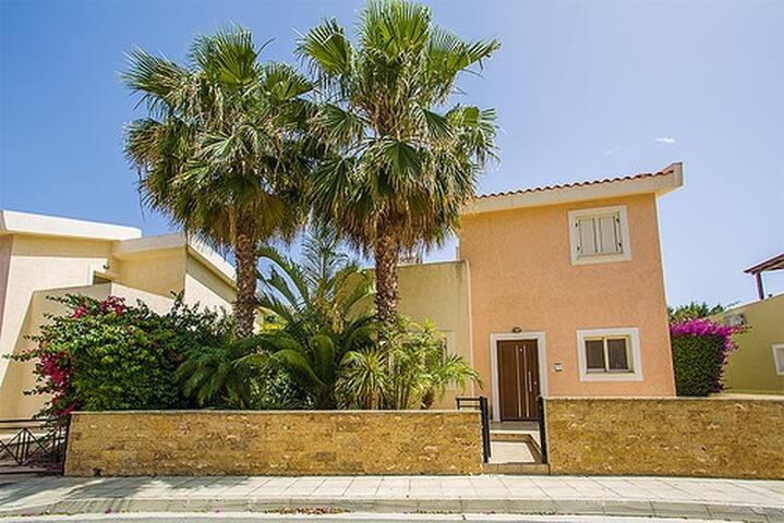3b Philip Star pool villa - St Raphael beach - Agios Athanasios - Villa