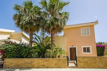 3b Philip Star pool villa - St Raphael beach - Agios Athanasios