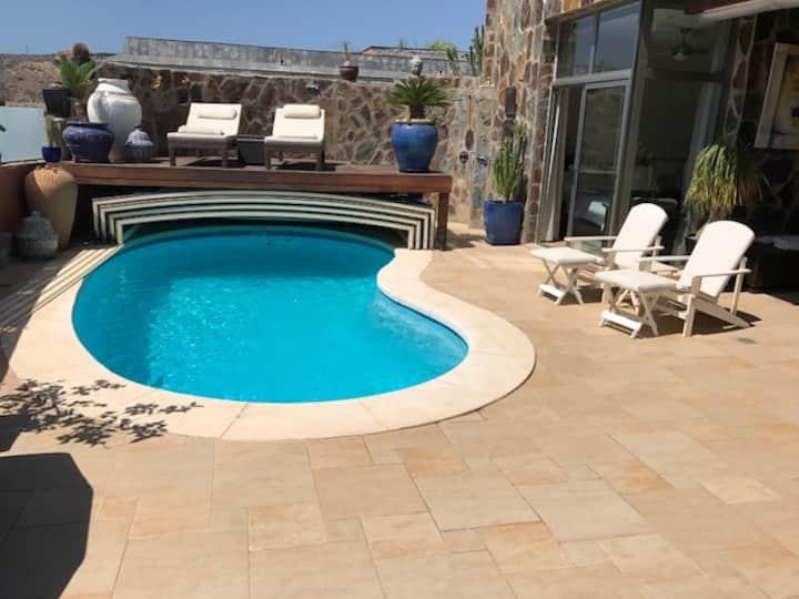 Pool Villa on Anfi Tauro Golf and near beach