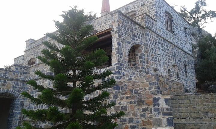 """Villa Erato in """"Kalliope"""" estate - amazing views!"""