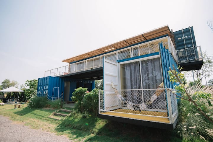 hilltop colony (container house)