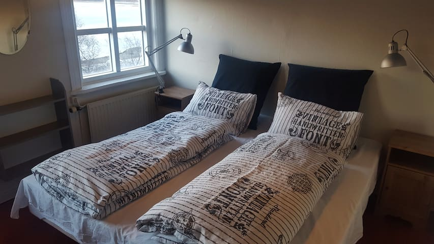 Iceland Akureyri Cosy room