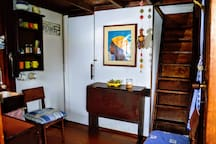 Cubo: Increíble Tiny House en Guasca