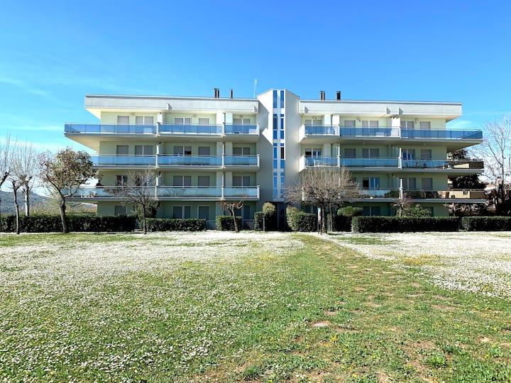 Sentina D'Amare seaside apartment