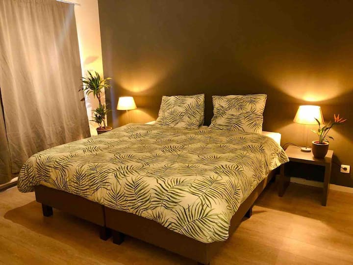 Private appartment 15min Walk From City Center!