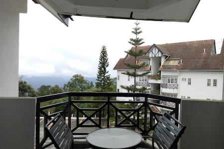 Comfy Home A232 (no cleaning fee) - Bukit Fraser - Lakás