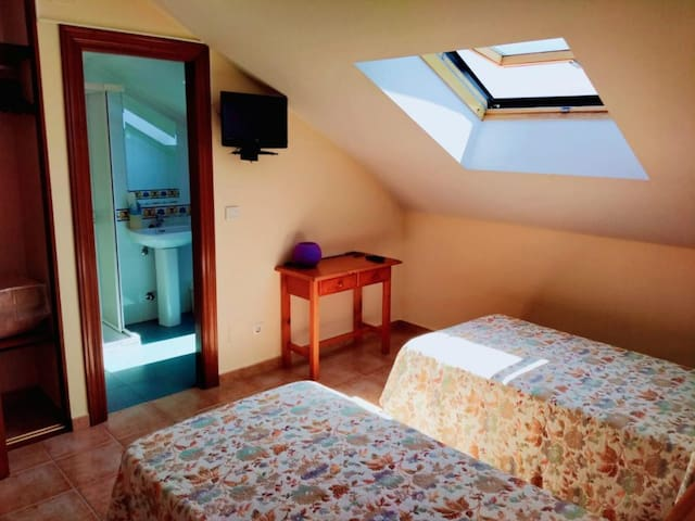 Hotel Villanueva - Doble economica - Tarifa estandar