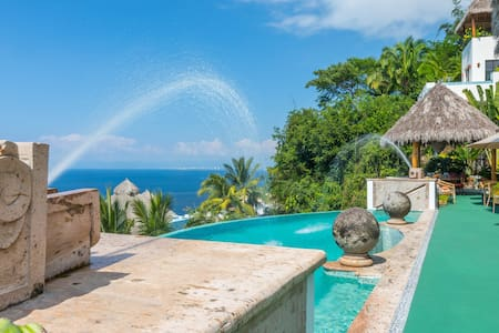 Pure Luxury- One of the Finest Villas in Vallarta - Puerto Vallarta