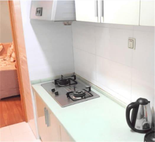舒适温馨的一个小窝 - Cangzhou - Appartement