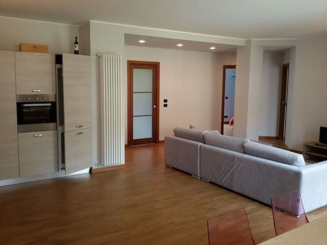 Special flat in the heart of Alba