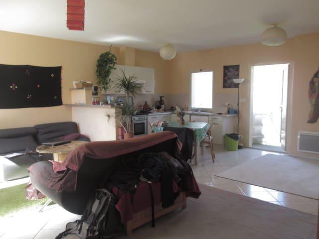 Appartement/maison au coeur des pyrénees