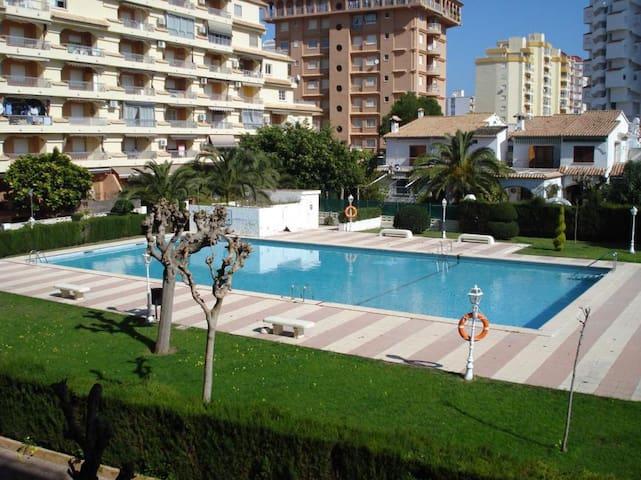 edificio los Iris - Playa de Gandía - Apartment