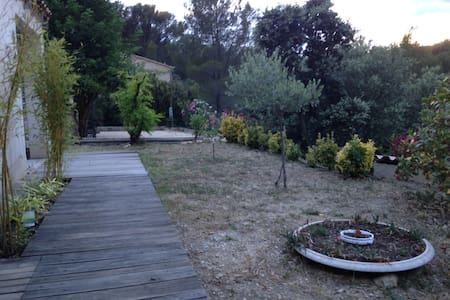 agréable T2 au calme à 3km de la Ciotat - Ceyreste