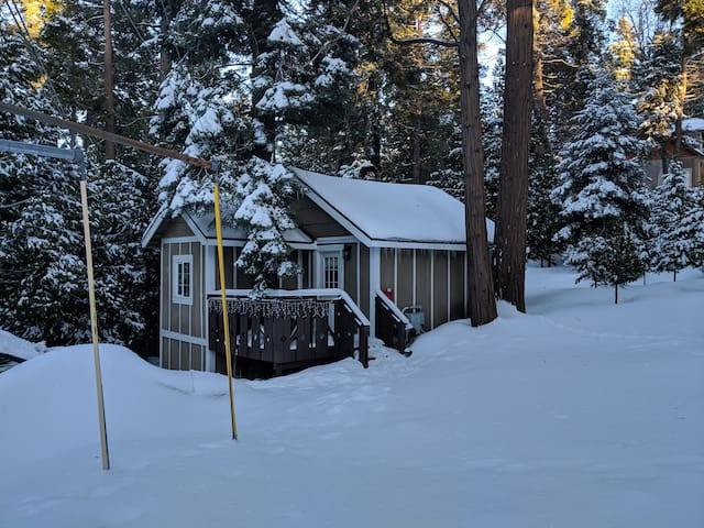 Antlers Inn Cabin 17